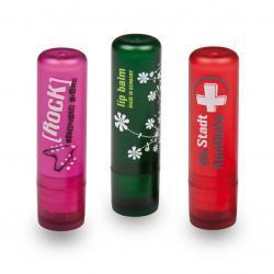 Werbeartikel Lippenbalsam Stift mit Logo Druck