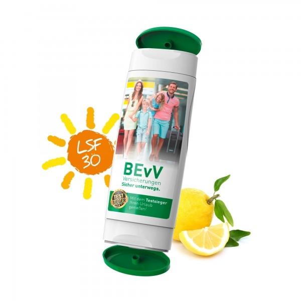 Duopack Sonnencreme Handreinigung Gel