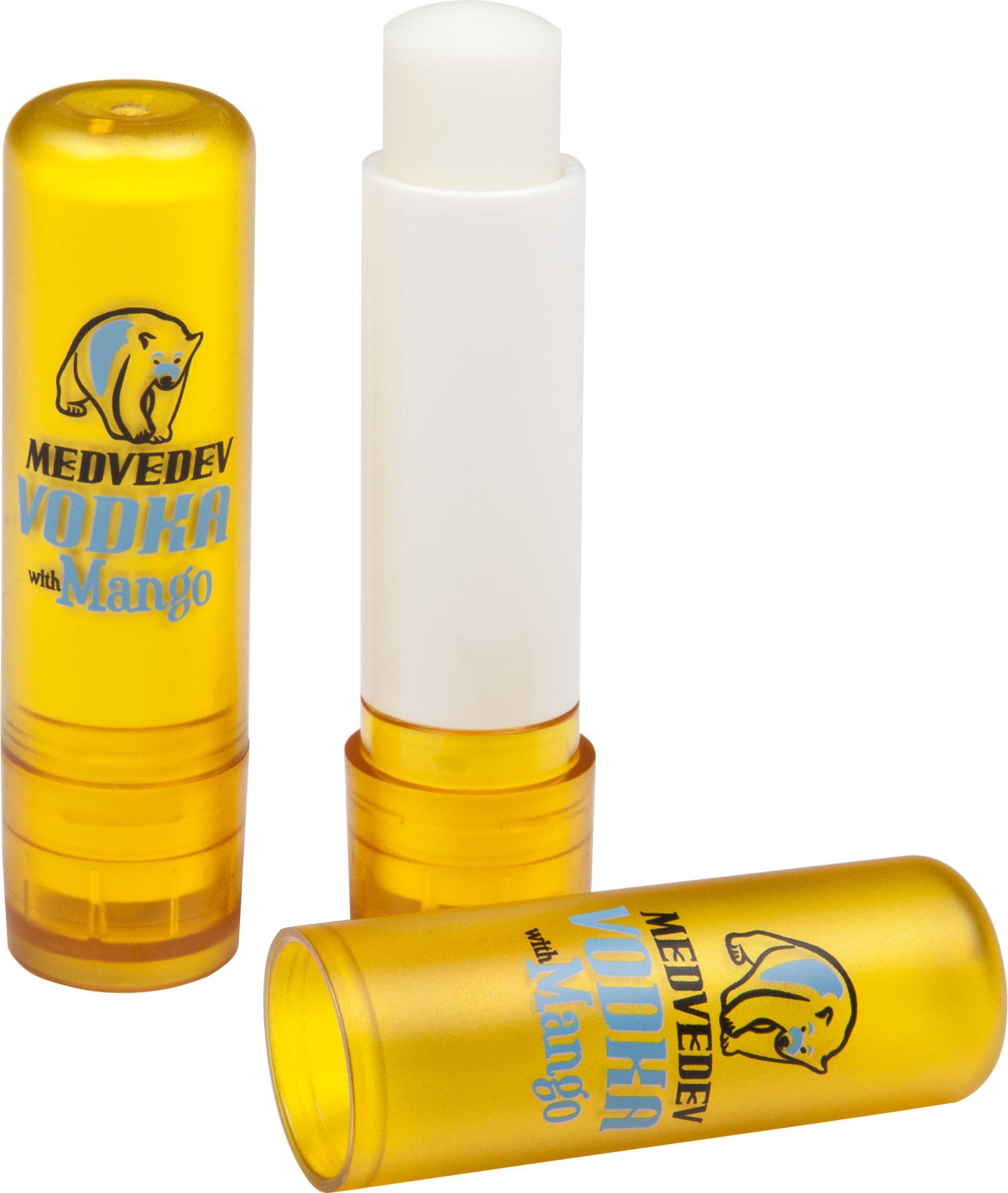 Lippenpflegestift mit individueller Bedruckung