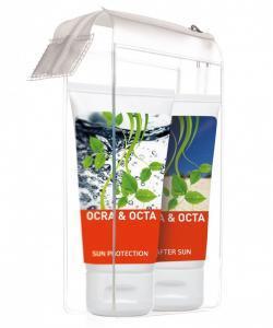 50 ml Sonnencreme und AfterSun Reise-Set