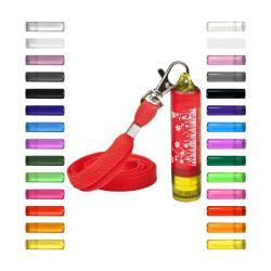 Werbeartikel Lippenbalsam Stift mit Schlüsselband