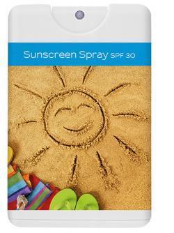 SprayCard / 16 ml / Sonnencreme mit LSF 15
