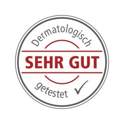 Dermatologisch getestet